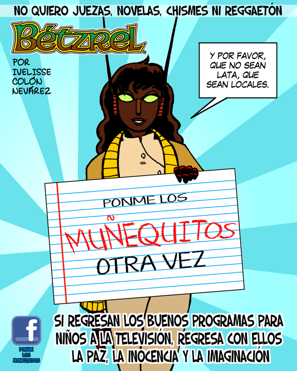 Bétzrel - Ponme Los Muñequitos
